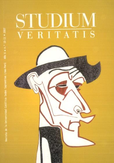 Ver Vol. 6 Núm. 10-11 (2007): Studium Veritatis