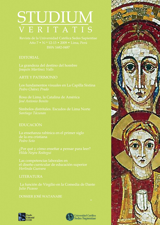 Ver Vol. 7 Núm. 12-13 (2009): Studium Veritatis